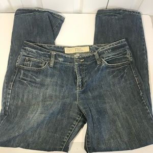 Ann Taylor Loft Relaxed and Straight Jeans Size 10